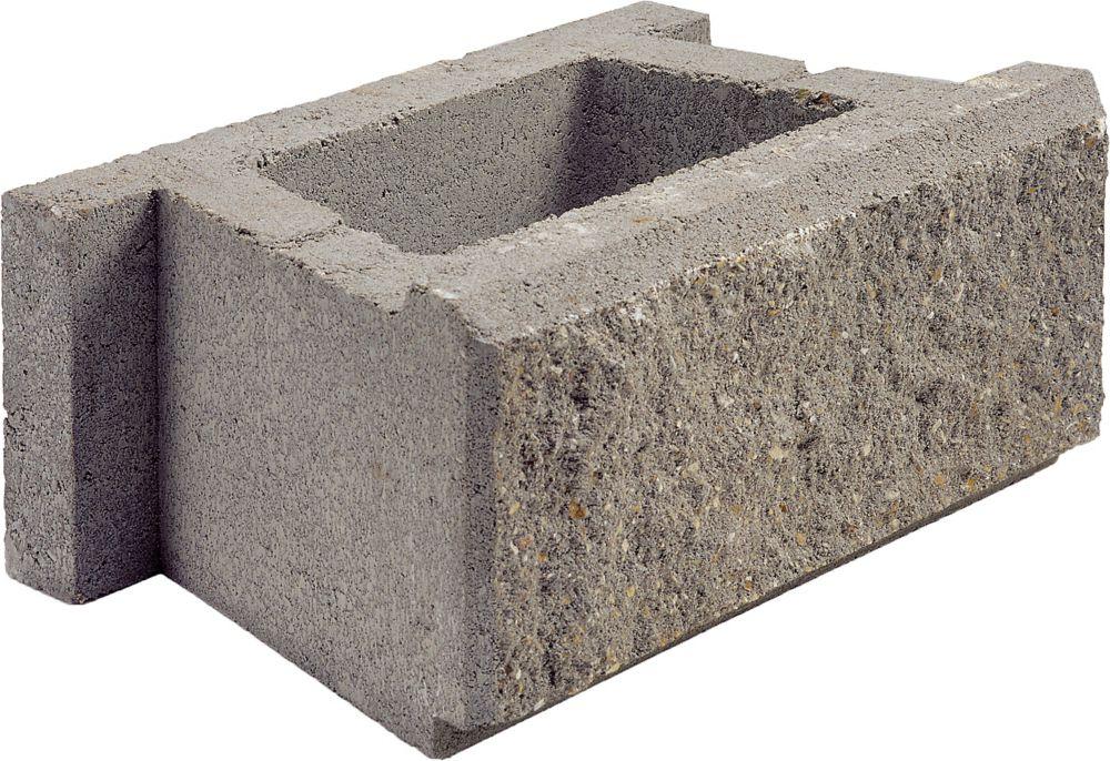 Allan 6 Degree Block in Grey