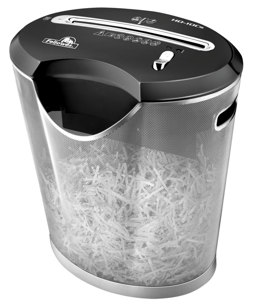 HD-10Cs Cross-Cut Shredder