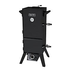 36-inch Vertical Double Door Propane Gas Smoker