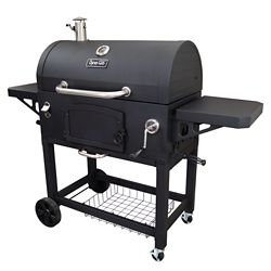 Dyna-Glo Premium Charcoal BBQ in Black
