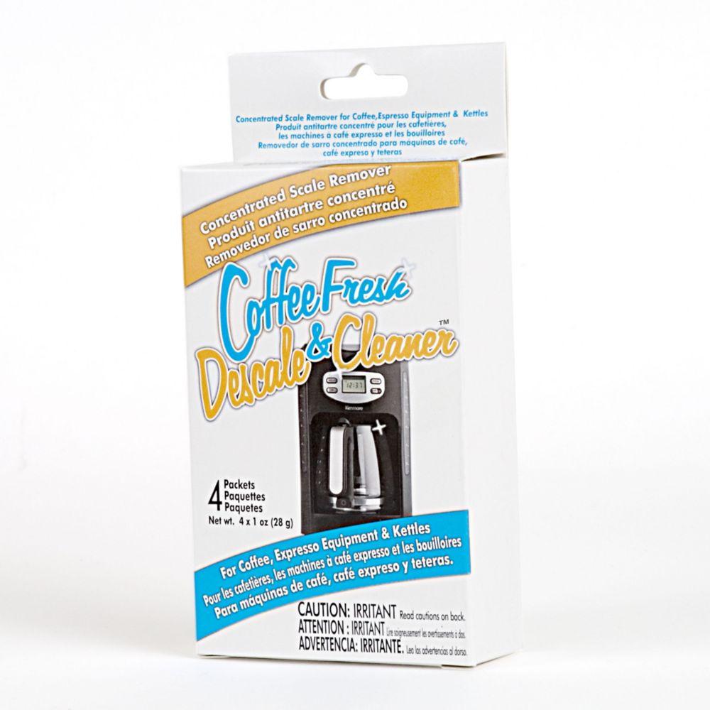 Fresh Productz CoffeeFresh Descaler & Cleaner