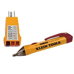 Klein Tools Détecteur de tension sans Contact a double plage