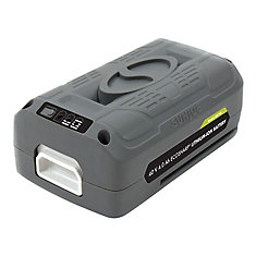 iON 40V EcoSharp 4 amp Li-Ion Battery