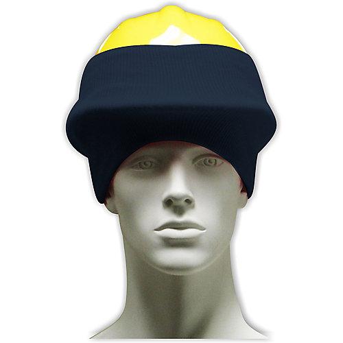 Acrylic Windgard Hard Hat Liner, Navy Blue