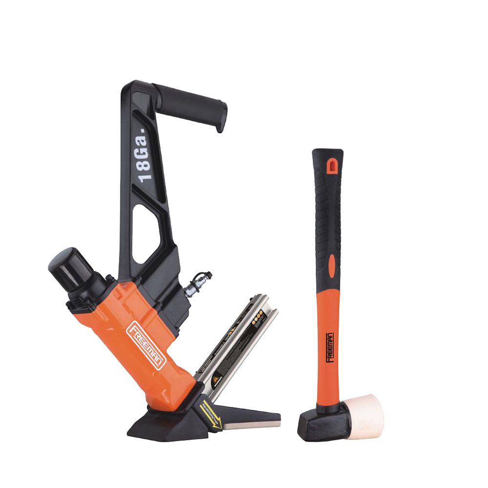18g L-Cleat Flooring Nailer