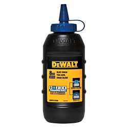 DEWALT 8 oz. Chalk in Blue