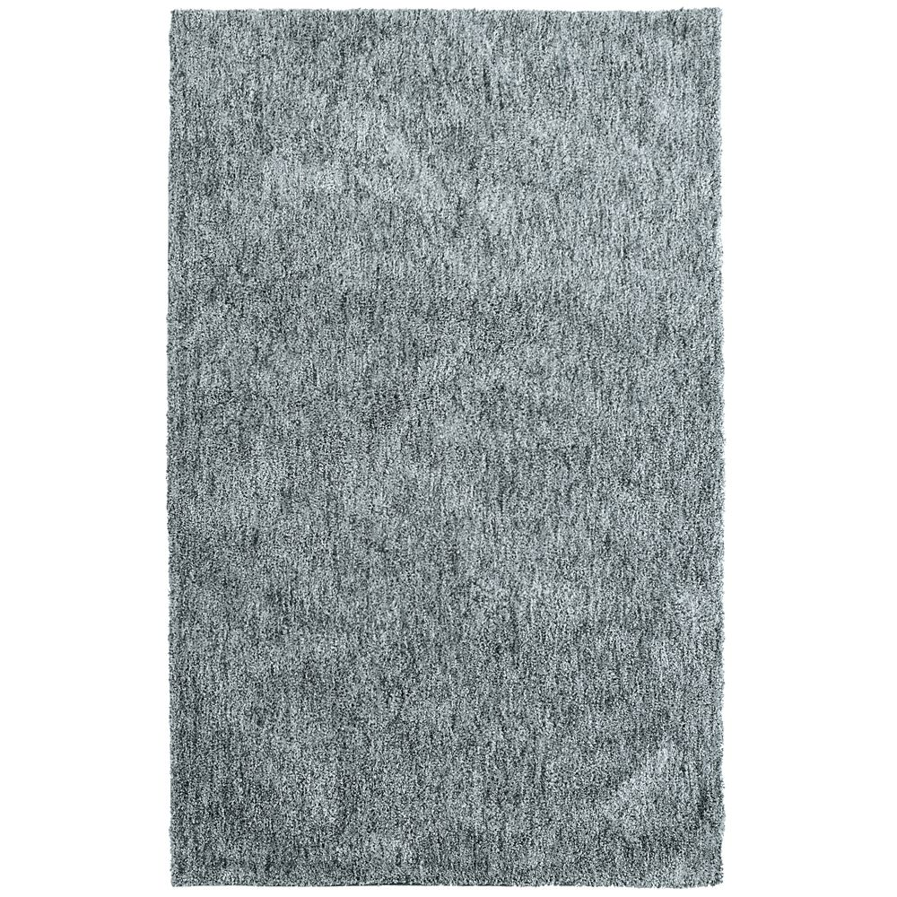 Graphite Grey 3 ft. x 5 ft. Indoor Contemporary Rectangular Area Rug