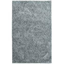 Lanart Rug Graphite Grey 5 ft. x 7 ft. 6-inch Indoor Contemporary Rectangular Area Rug