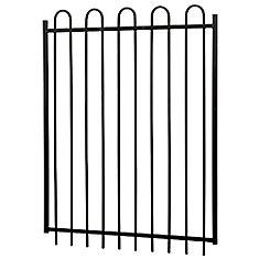 60 Inch X 48 Inch Sterling Gate
