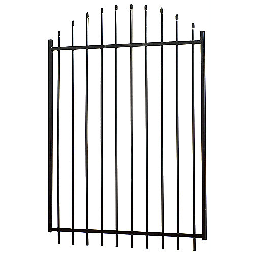 60 Inch X 48 Inch Aristocrat Arched Gate