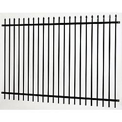 MEDALLION FENCE 60 Inch x  91 Inch Aristocrat Fence
