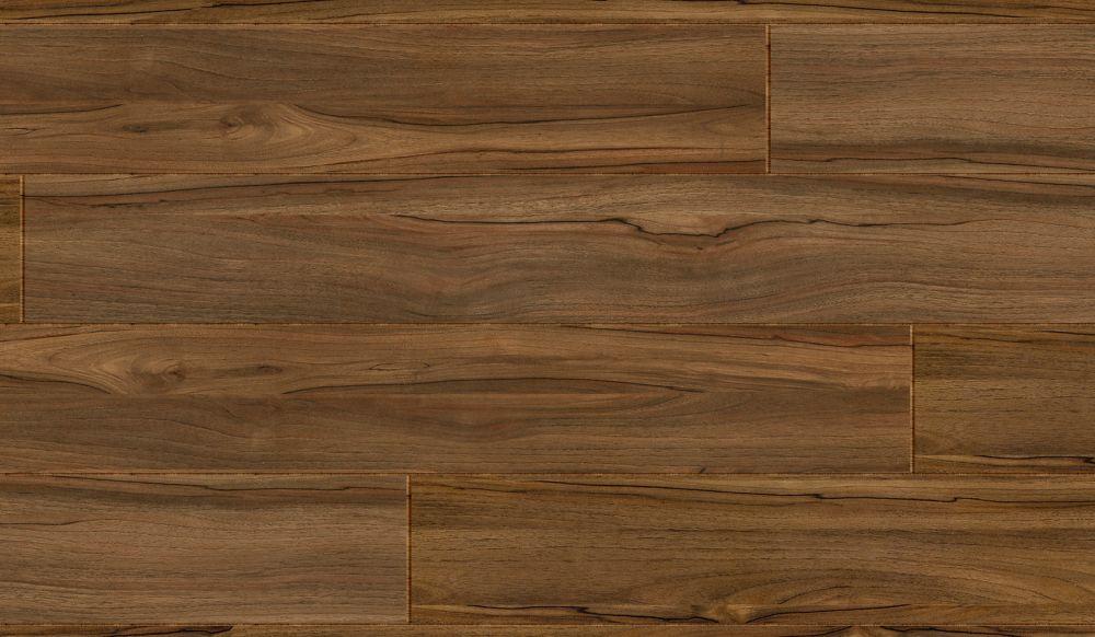 DTH 12.3mm Oslo Walnut Laminate Flooring (18.31 sq. ft. / case)