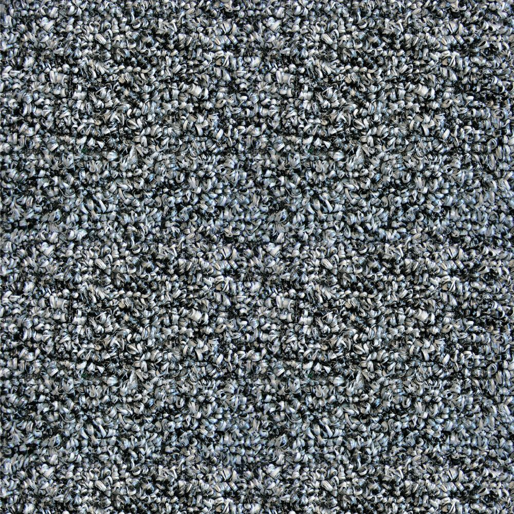 Grey All Seasons Carpet 3 Feet x 3 Feet