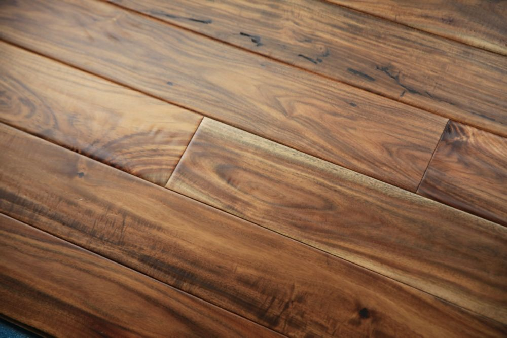 Engineered Click Hardwood Flooring In Canada