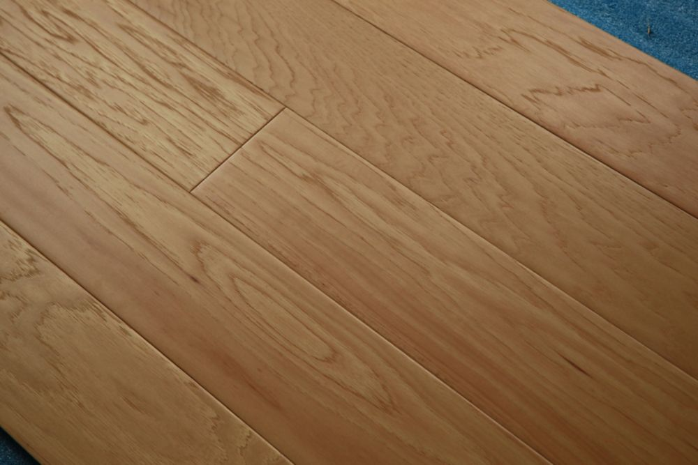 Hickory Natural Engineered Hardwood Flooring