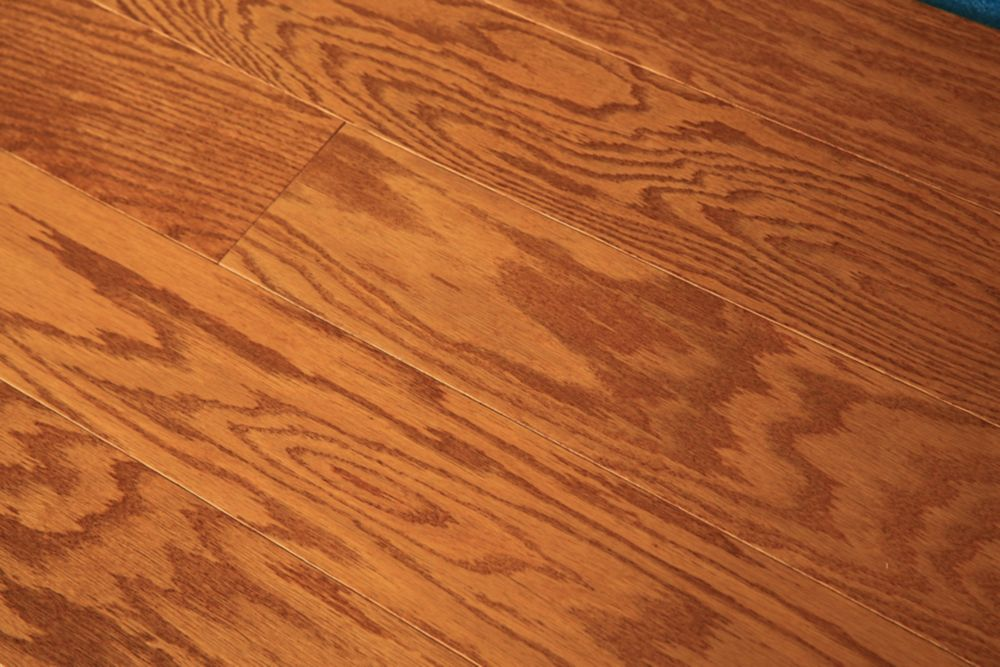 Red Oak Golden Engineered Hardwood Flooring