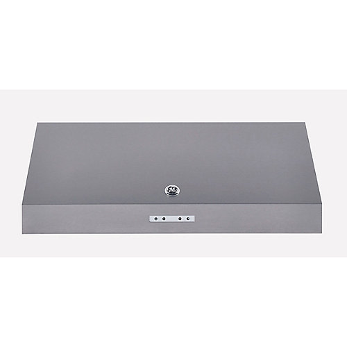 30-inch Range Hood with Electronic Controls in Stainless Steel