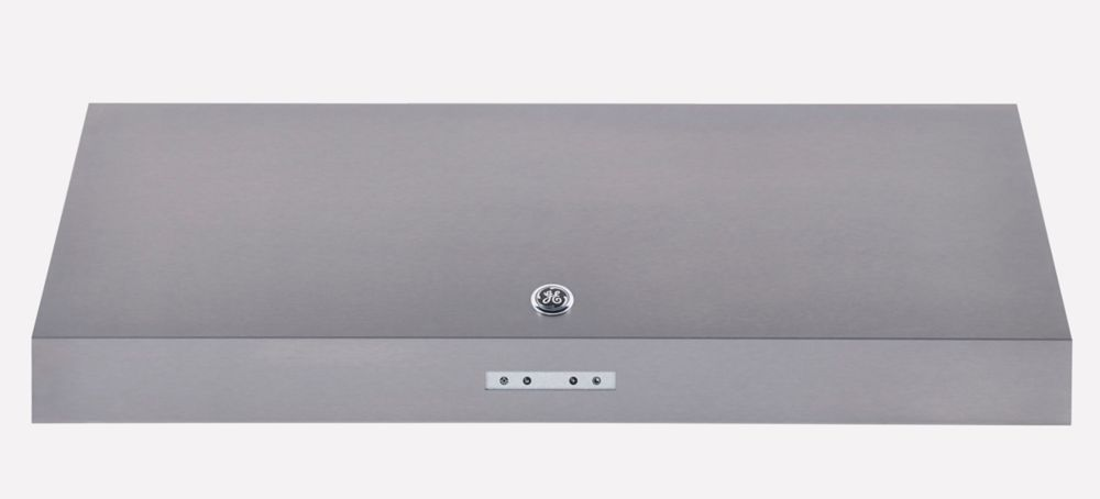 36-inch Range Hood with Electronic Controls in Stainless Steel