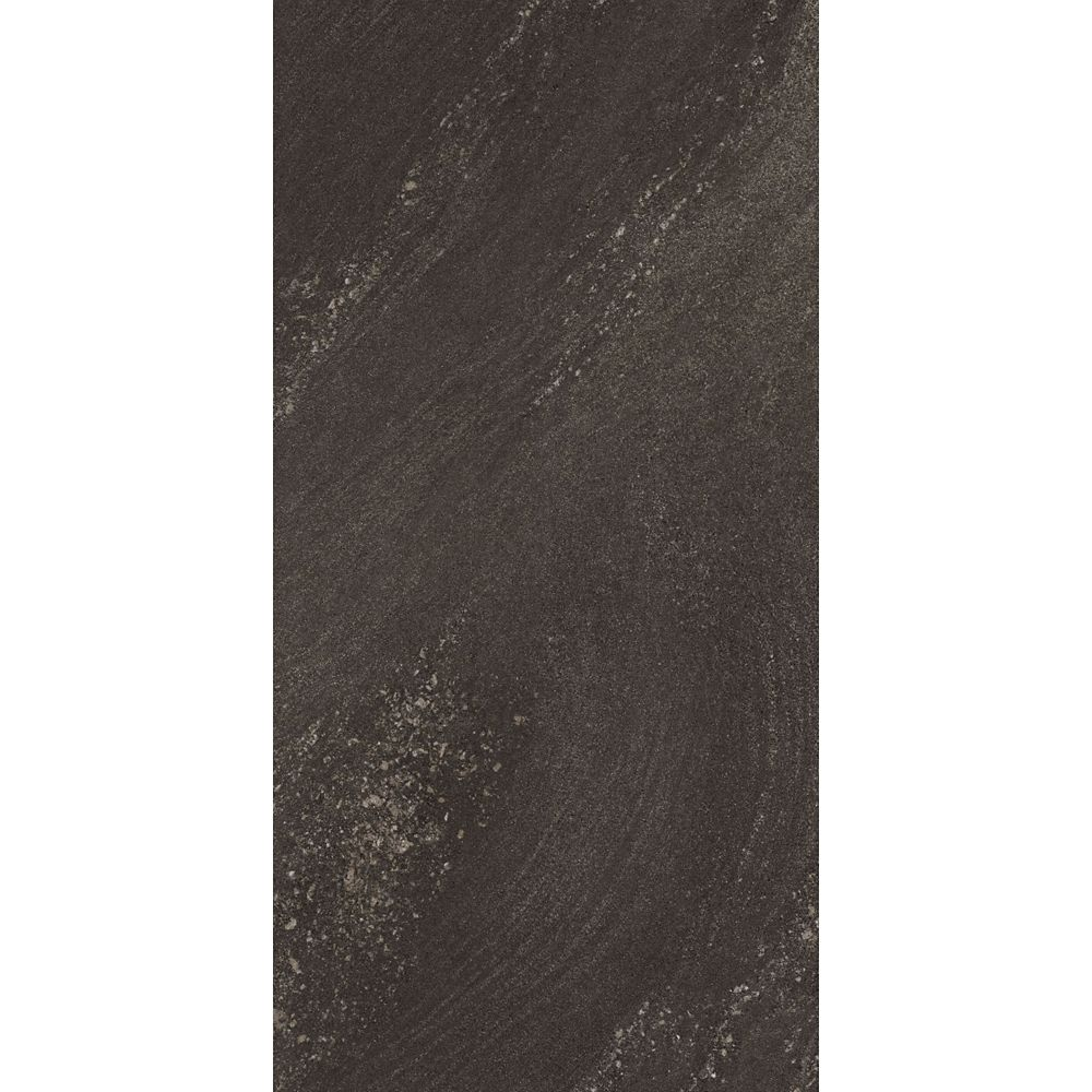 12-inch x 23.82-inch Vinyl Tile Flooring in Sandstone Steel (19.8 sq. ft./case)