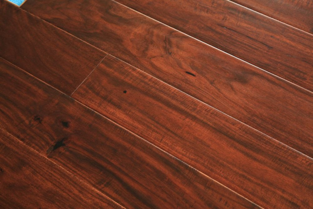 Acacia Natural Engineered Hardwood Flooring