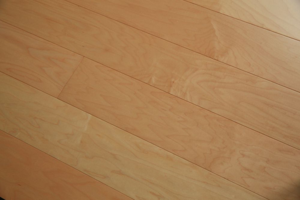 Hard Maple Natural Engineered Hardwood Flooring