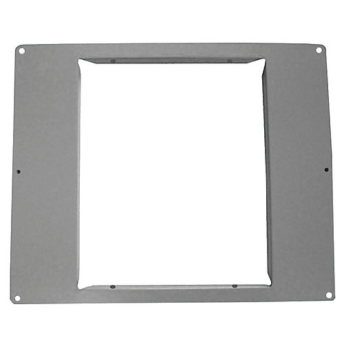 Flush Mounting Plate for Models 6376 and 6408