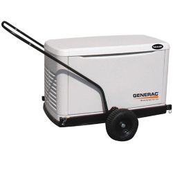 Generac Chariot de génératrice à refroidissement par air