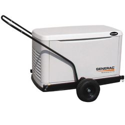 Generac Air-Cooled Generator Transport Cart