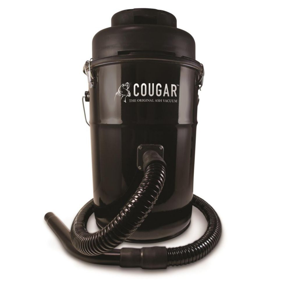 COUGAR Ash Vacuum Black