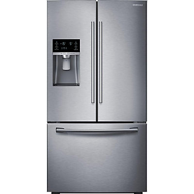 Samsung 36 Inch 28 Cu Ft French Door Bottom Freezer Refrigerator