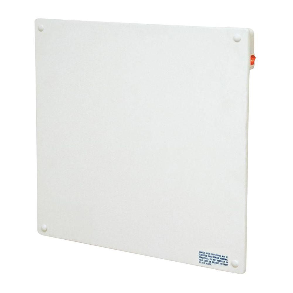 Ceramic 400w Wall Mounted Panel Heater With Built In