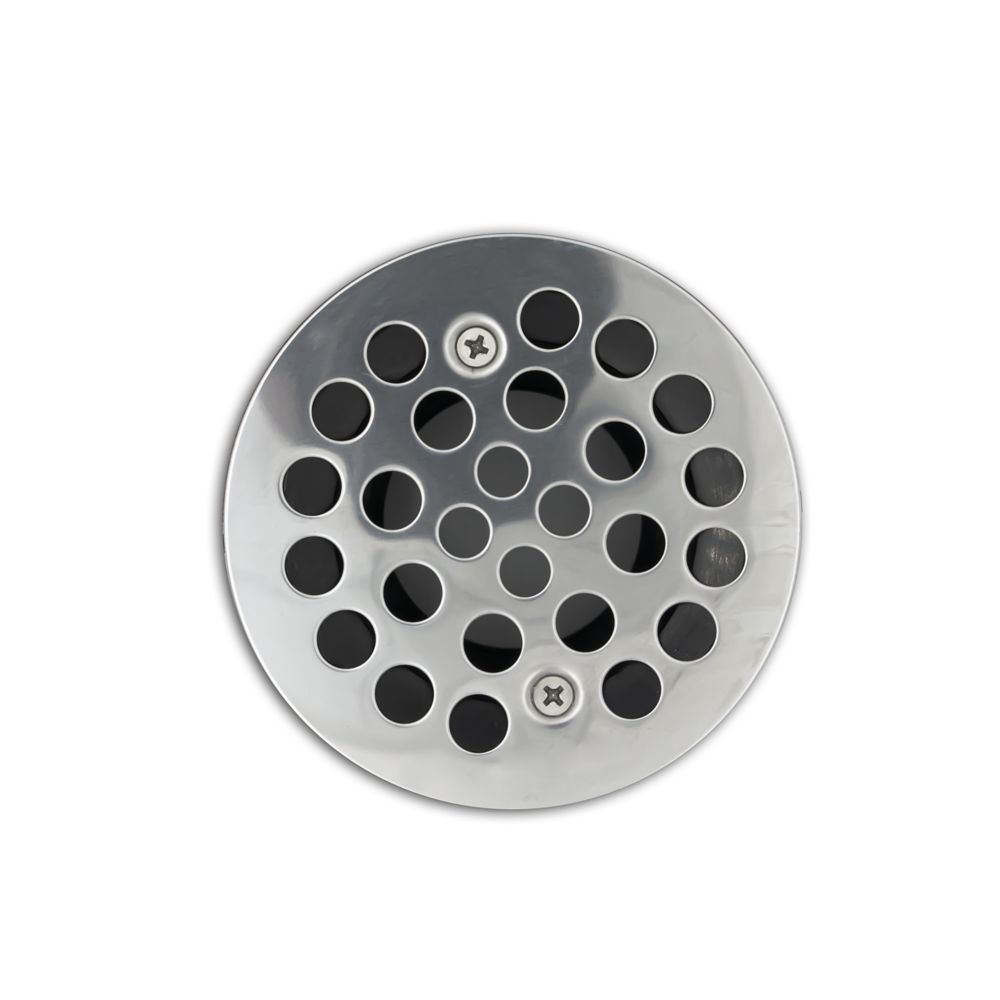 Chrome Shower Drain