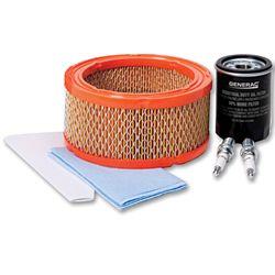 Generac Trousse d'entretien régulier pour génératrice à refroidissement par air de 7000watts 410 cc