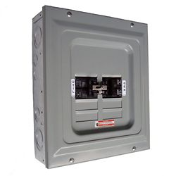 Generac 100-Amp 2,500-Watt Single Load Manual Transfer Switch
