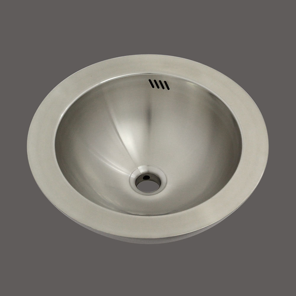 Super Zora Vessel Sink In Stainless Steel Interior Design Ideas Gentotryabchikinfo
