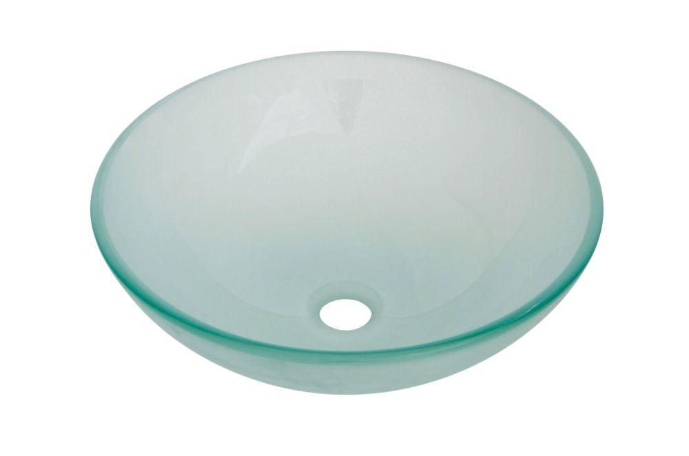AMIA Glass Vessel Sink