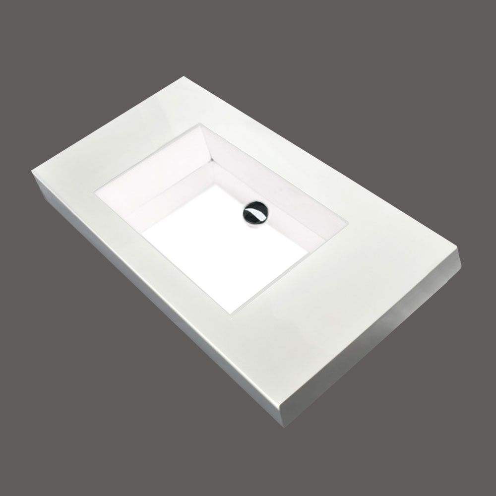 Shila Stone Bathroom Sink Basin