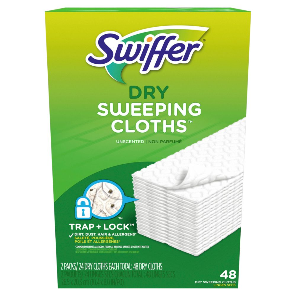 Swiffer Dry Refill 48ct