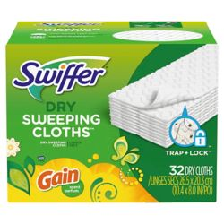 Swiffer SWIFFER sécher 32CT RECHARGES W/gain