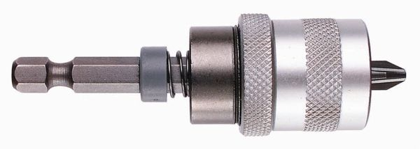 Depth Control bit holder with 1/4-inch for Drywall and Bit PH 2 x 25mm