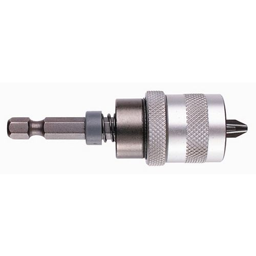 Felo Depth Control bit holder with 1/4-inch for Drywall and Bit PH 2 x 25mm