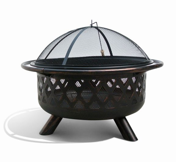 Firenza 32-inch Outdoor Fire Pit
