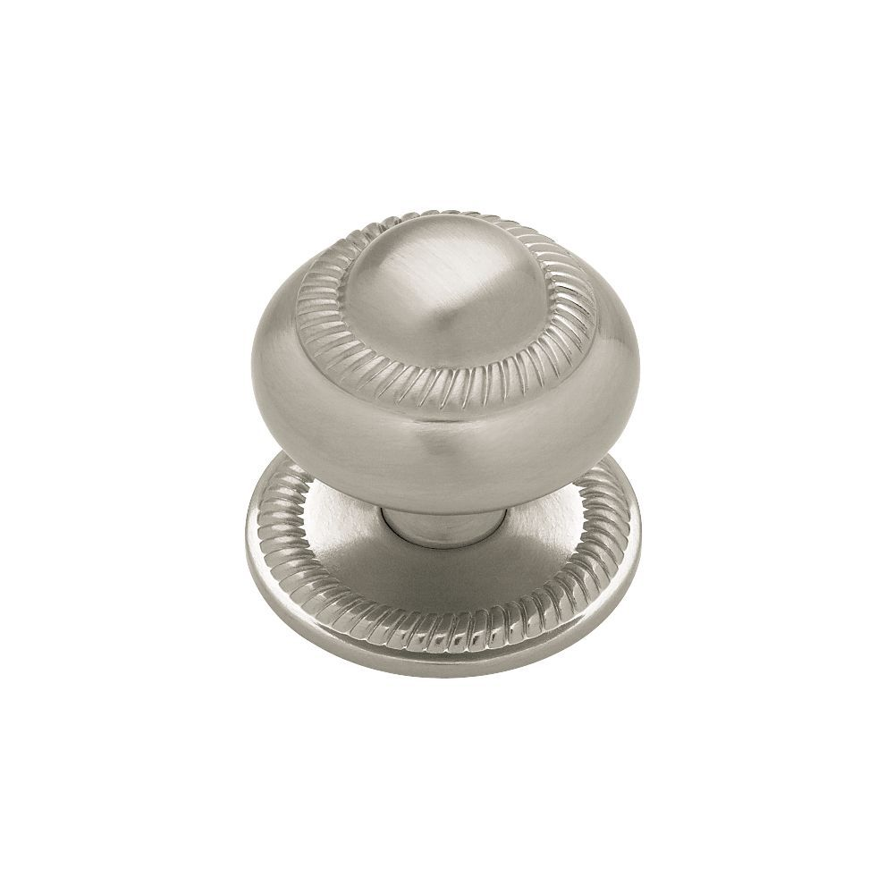 37mm Roped Knob with Backplate PN0401V-SN-C5 Canada Discount