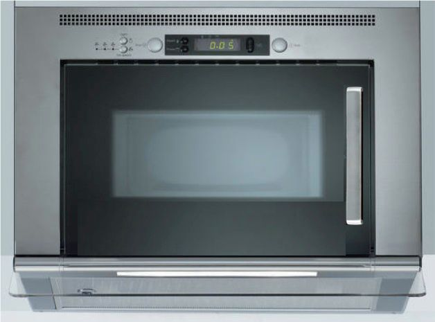 2.2 cu. ft. Microwave Hood Combination Oven