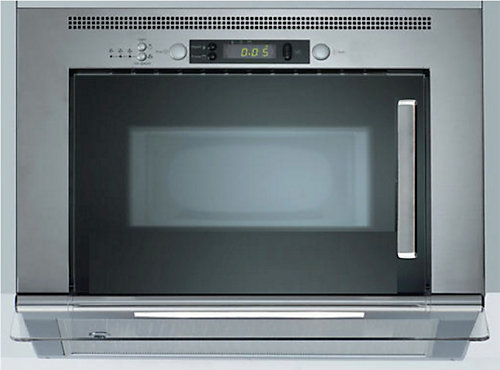 Microwave Hood Combination Oven