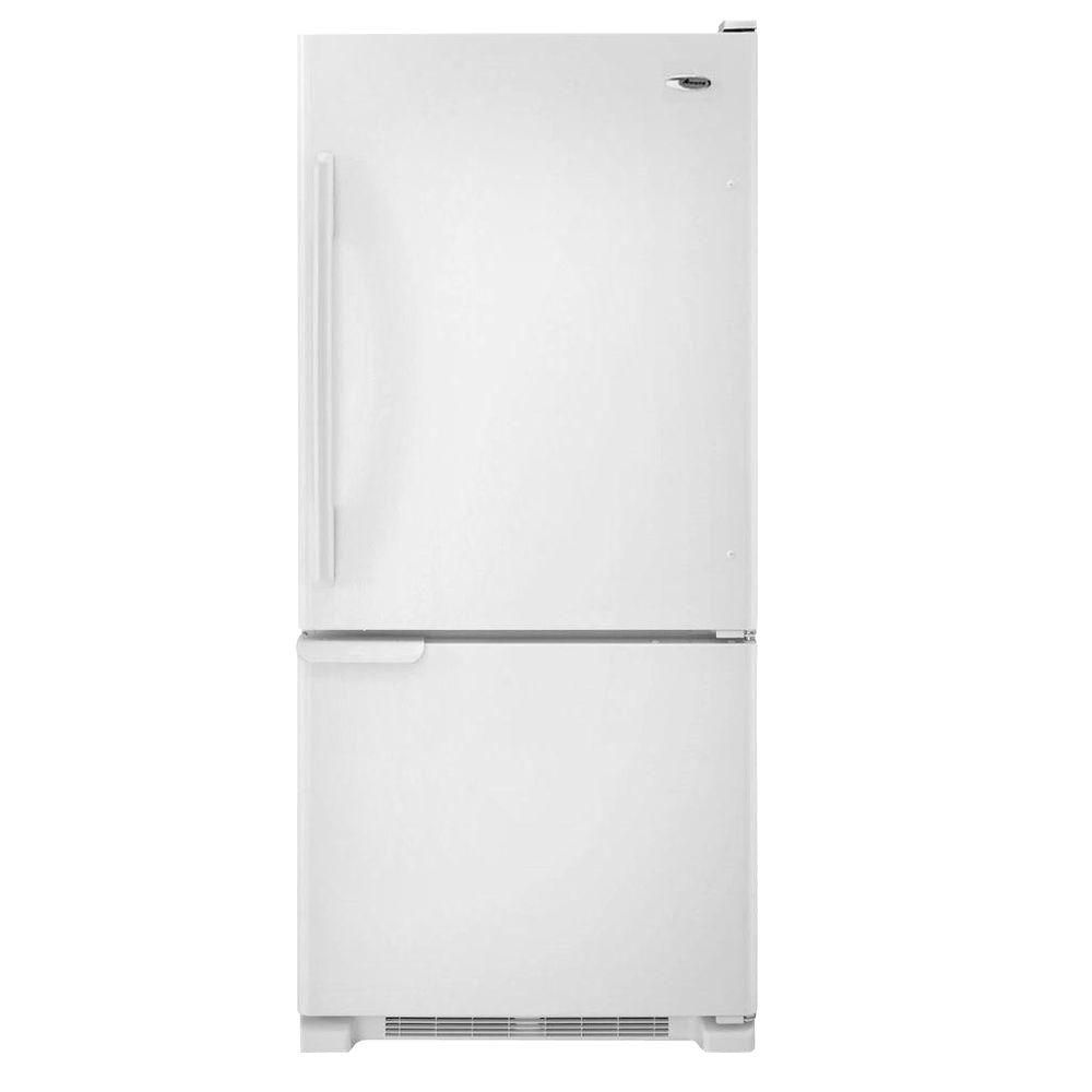 Bottom Freezer Refrigerators - Refrigerators - The Home Depot