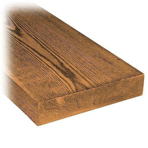 MicroPro Sienna 2 x 8 x 14' Treated Wood