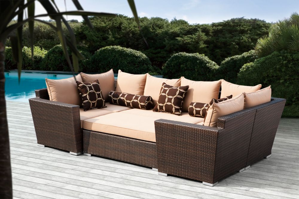 Bethany 6-Piece Modular Outdoor Seating Set