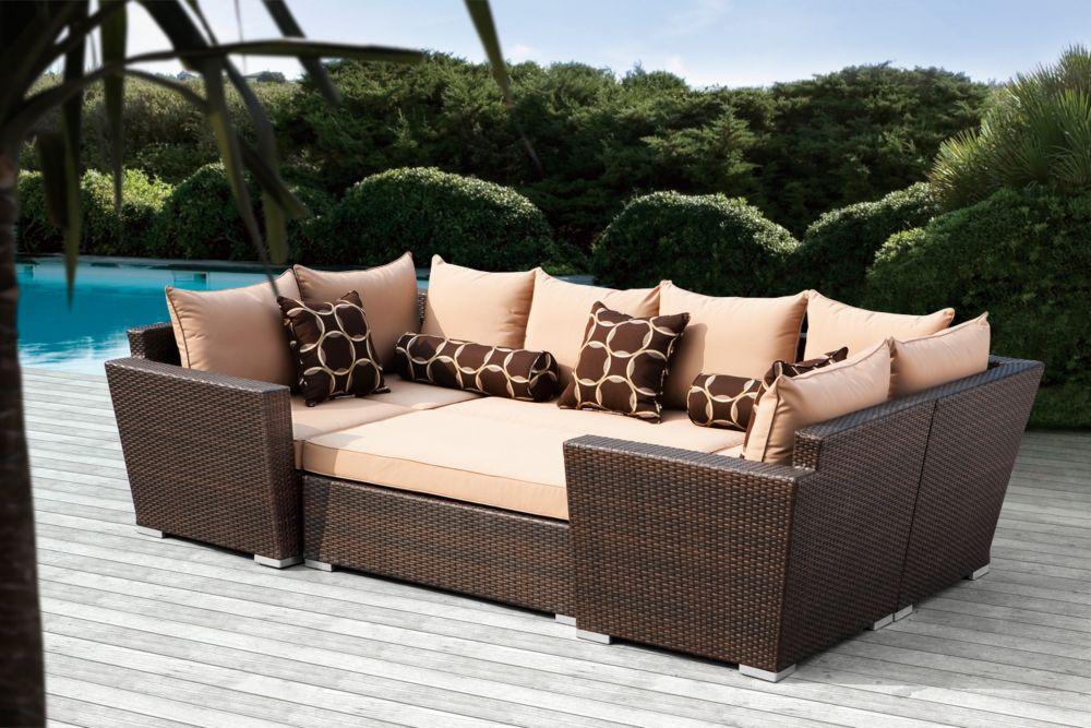 Bethany 6-Piece Modular Outdoor Seating Set