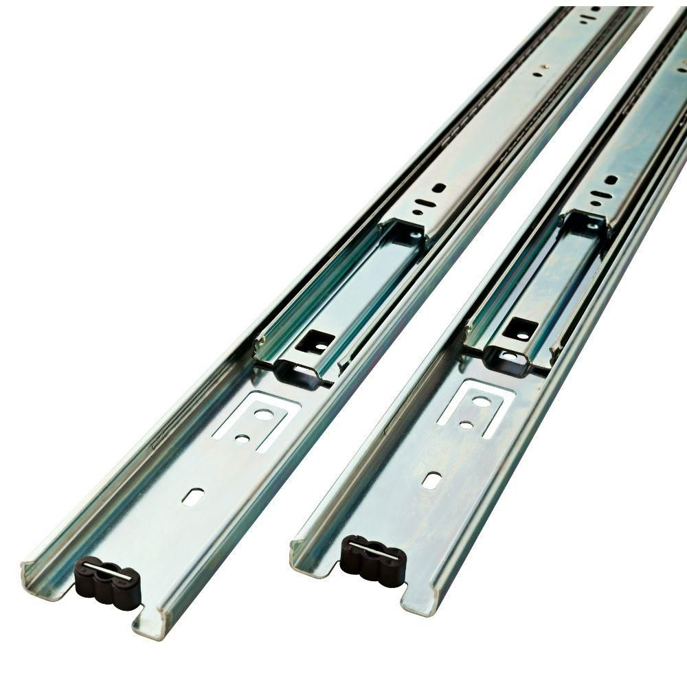 22 inch Ball Bearing Drawer Slides